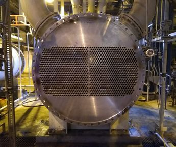 large-heat-exchanger